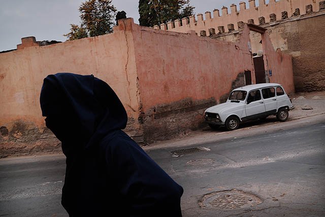 Marrakesh Medina, Street SceneMarrakesh-Tensift-El Haouz Region, Morocco