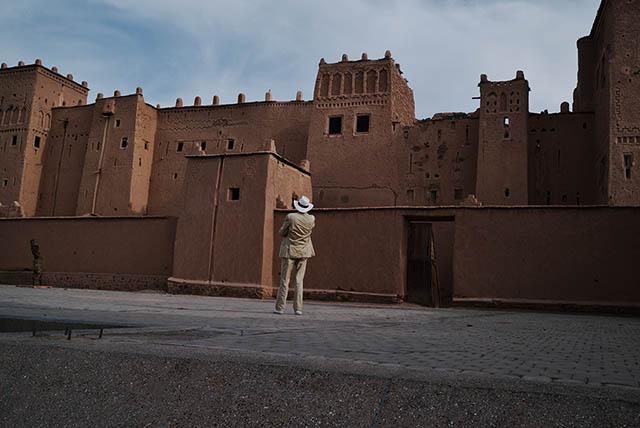 Taourirt Kasbah.Ouarzazate, Morocco